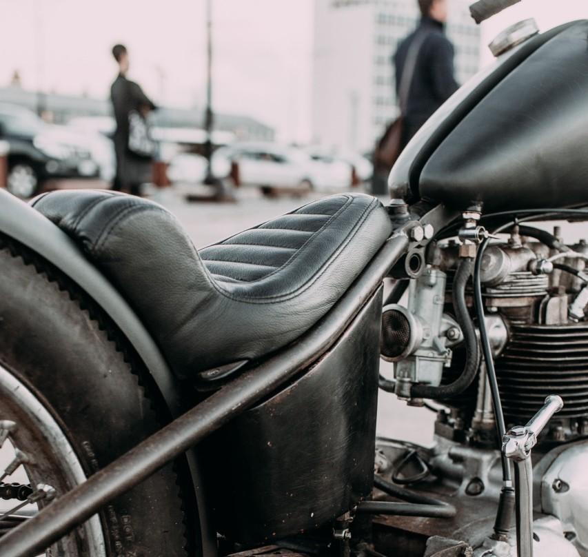 asiento motos