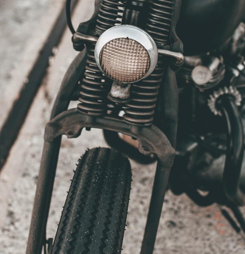 horquilla motos